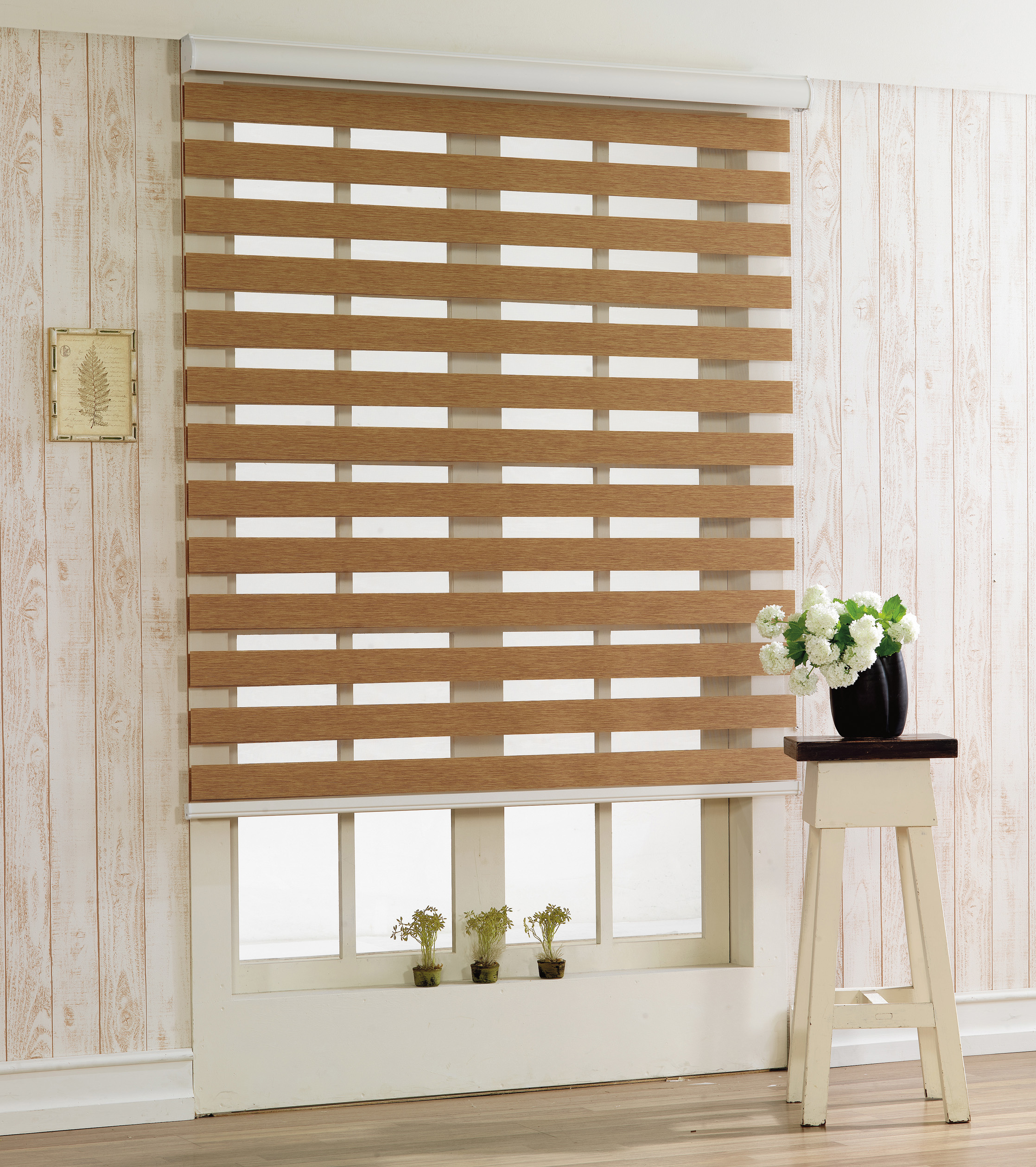 lift inch fabric blackout white shipping product garden cloud on free roman cordless home orders over arlo overstock blinds shades